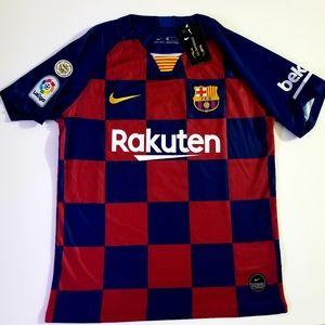 New Season LaLiga Messi Jersey 19-20